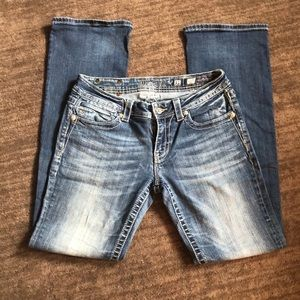 Miss Me boot jeans - Size 31